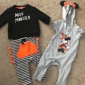 Halloween outfits for your little one 6-9 months